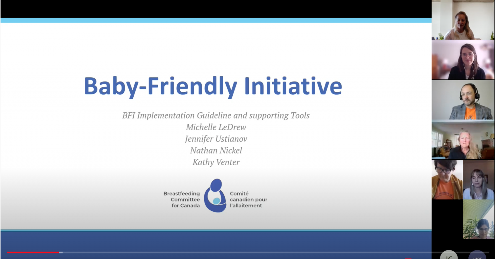 BFI Implementation Guideline and Supporting Tools 2021